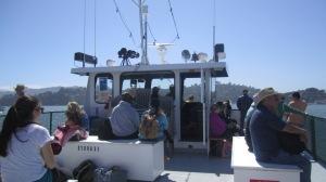 Fun ferry ride