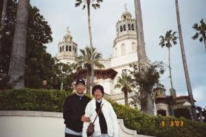 Circa 2003 with my parents (Casa Grande)