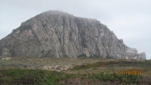 The Morro Rock!