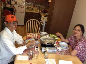My 80 year old parents loved the hot pot