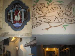 Mission Inn under ground